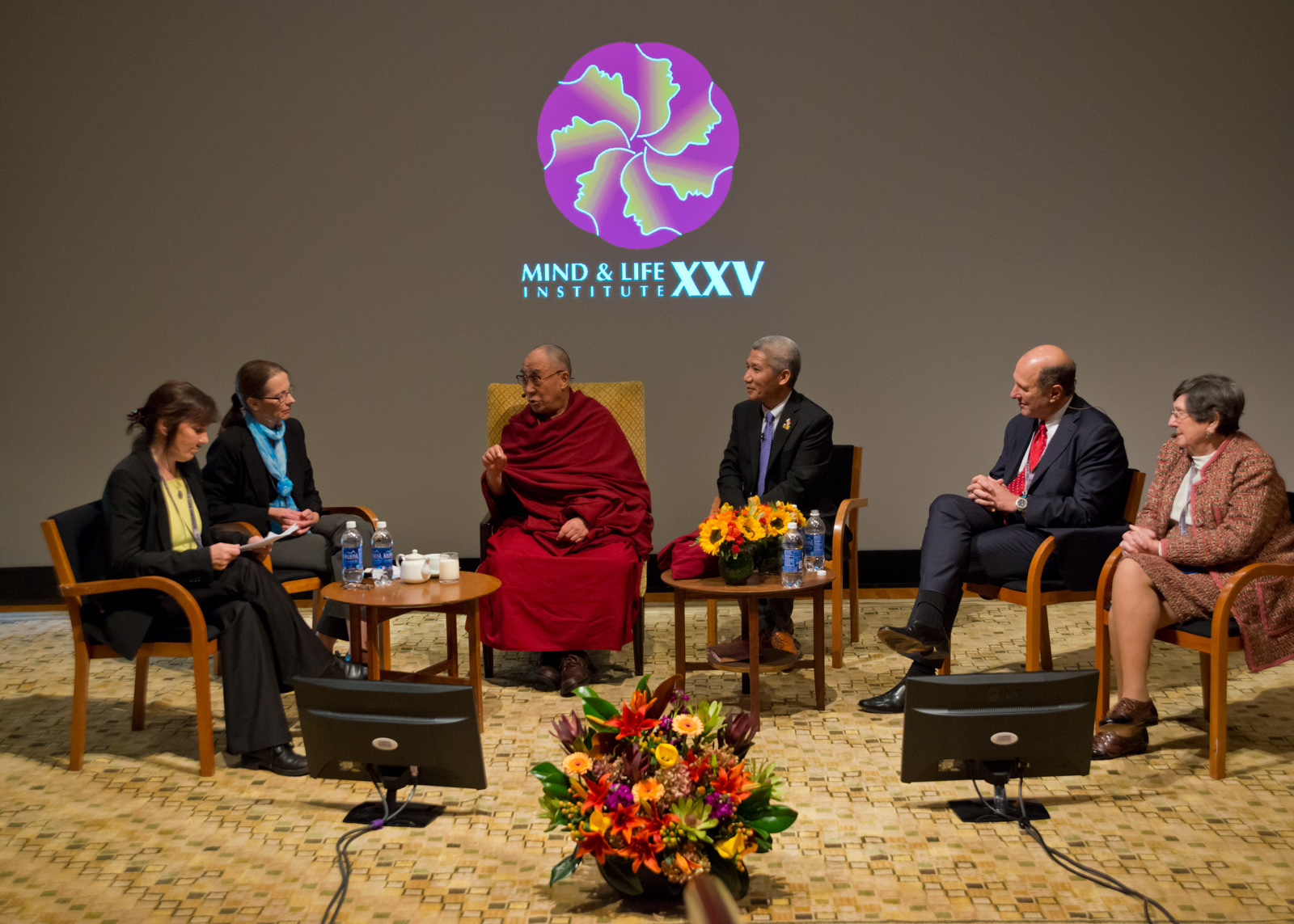 Dialogues with the Dalai Lama