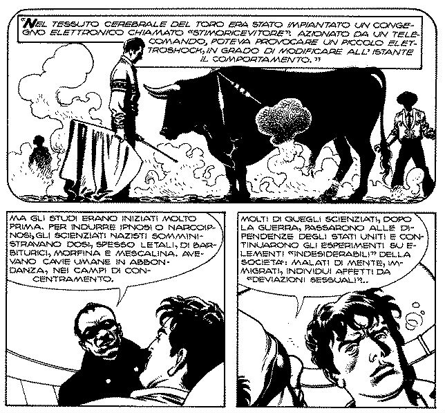 "Dylan Dog ""il progetto"""