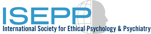 ISEPP BANNER: The International Society for Ethical Psychology & Psychiatry!