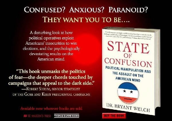 State of Confusion: politic of fear